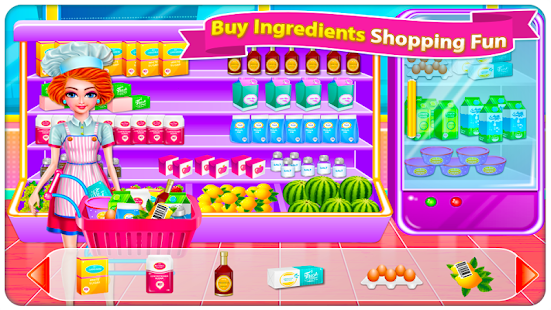 Game Cupcakes - Cooking Lesson 7 APK for Windows Phone