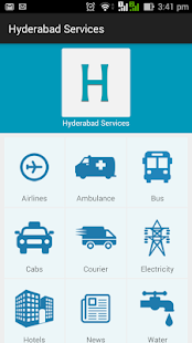 Hyderabad Services - screenshot