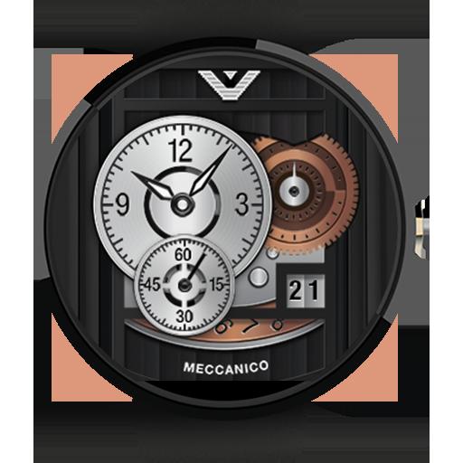 Meccanico Watch Face