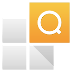 Quad Drawer, quick app drawer Icon