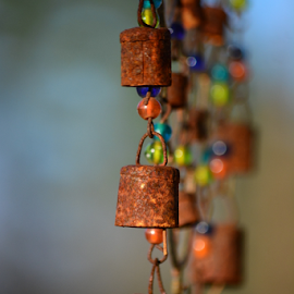 when the wind blows by Tracey Doak - Novices Only Objects & Still Life ( music, wind, windchime, windchimes, rusty )