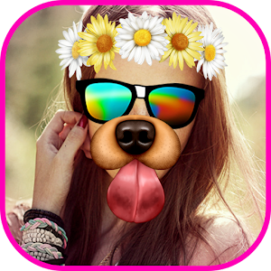 Snappy Face Photo Filters Icon