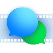 Texting Chat Story Maker Icon