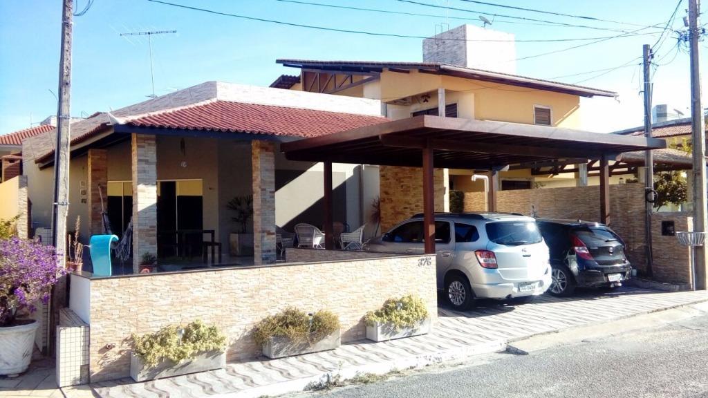 Casa residencial à venda, Cabo Branco, João Pessoa - CA1338.