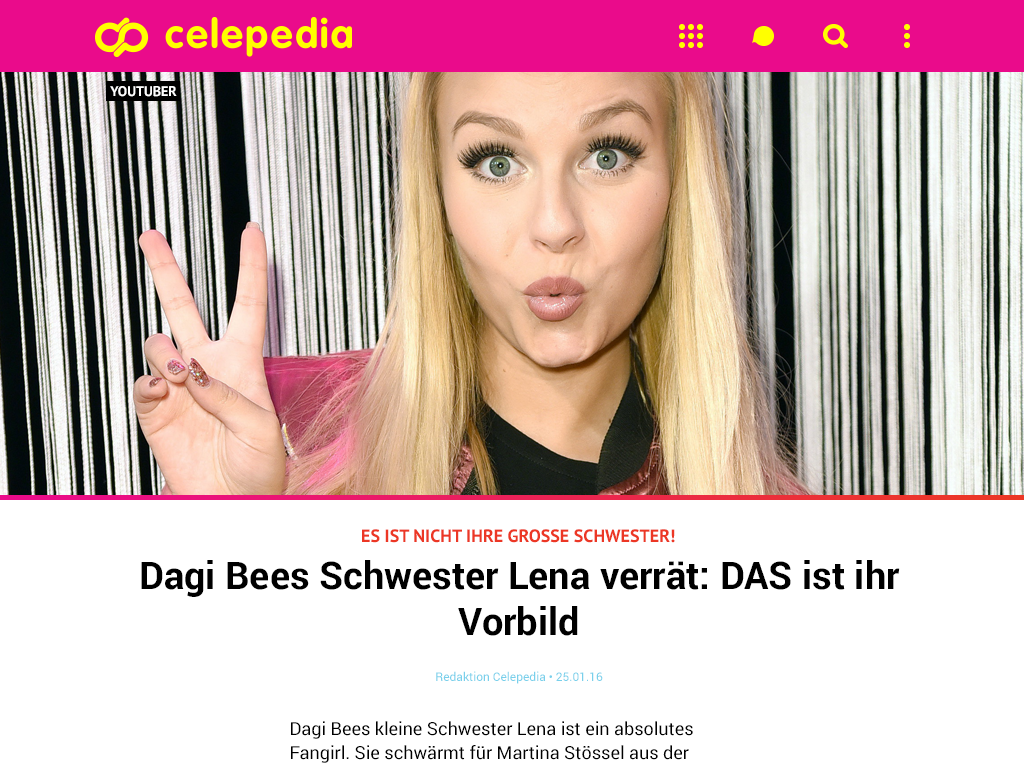 Celepedia – News,Videos&Tests Screenshot 6