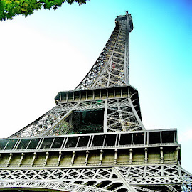 Eiffel tower by Bernarda Bizjak - Buildings & Architecture Statues & Monuments
