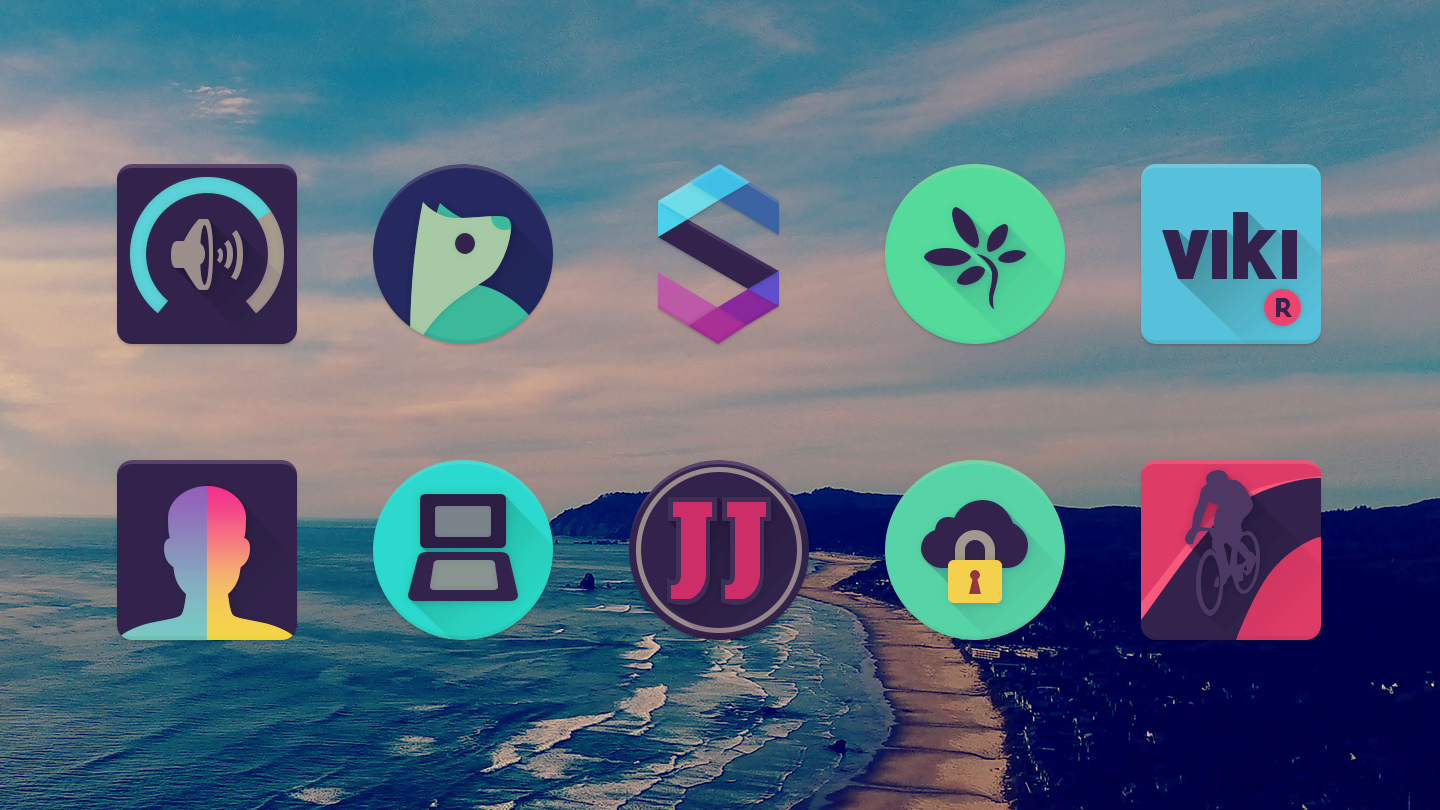 Viral - Free Icon Pack Screenshot 3