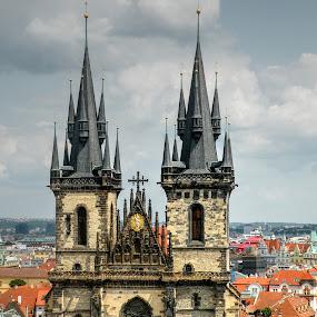 Clasica by Jose Maria Vidal Sanz - Buildings & Architecture Places of Worship ( temple, iglesia, praga )