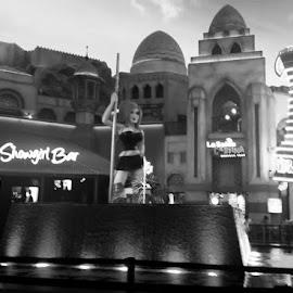 Showgirl by Maricor Bayotas-Brizzi - City,  Street & Park  Markets & Shops