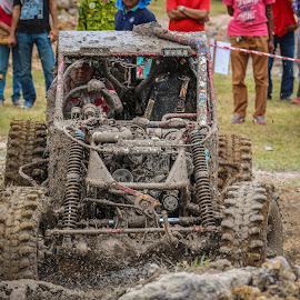 My 4WD event by Eeezam Mon - Sports & Fitness Motorsports