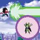 Mini Goku Saiyan Battle