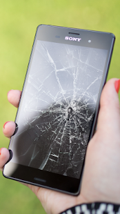 Cracked Screen Prank APK for Kindle Fire