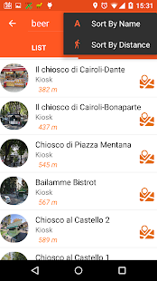 Street Food MApp - screenshot