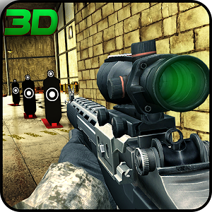 Download Real Commando Kill House Target Shooting Fps for PC