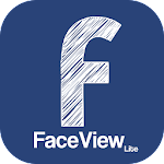 FaceView for Facebook Lite Icon