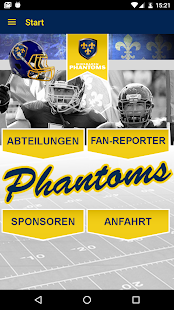 Wiesbaden Phantoms Football - screenshot