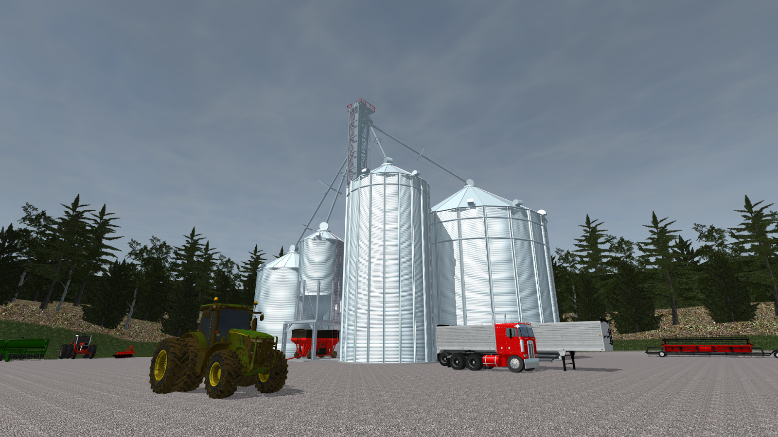 Farming USA 2 (Unreleased) Screenshot