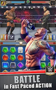 WWE: Champions- screenshot thumbnail