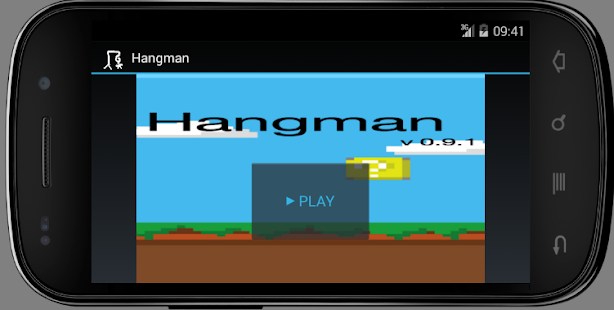 Hangman hioa - screenshot