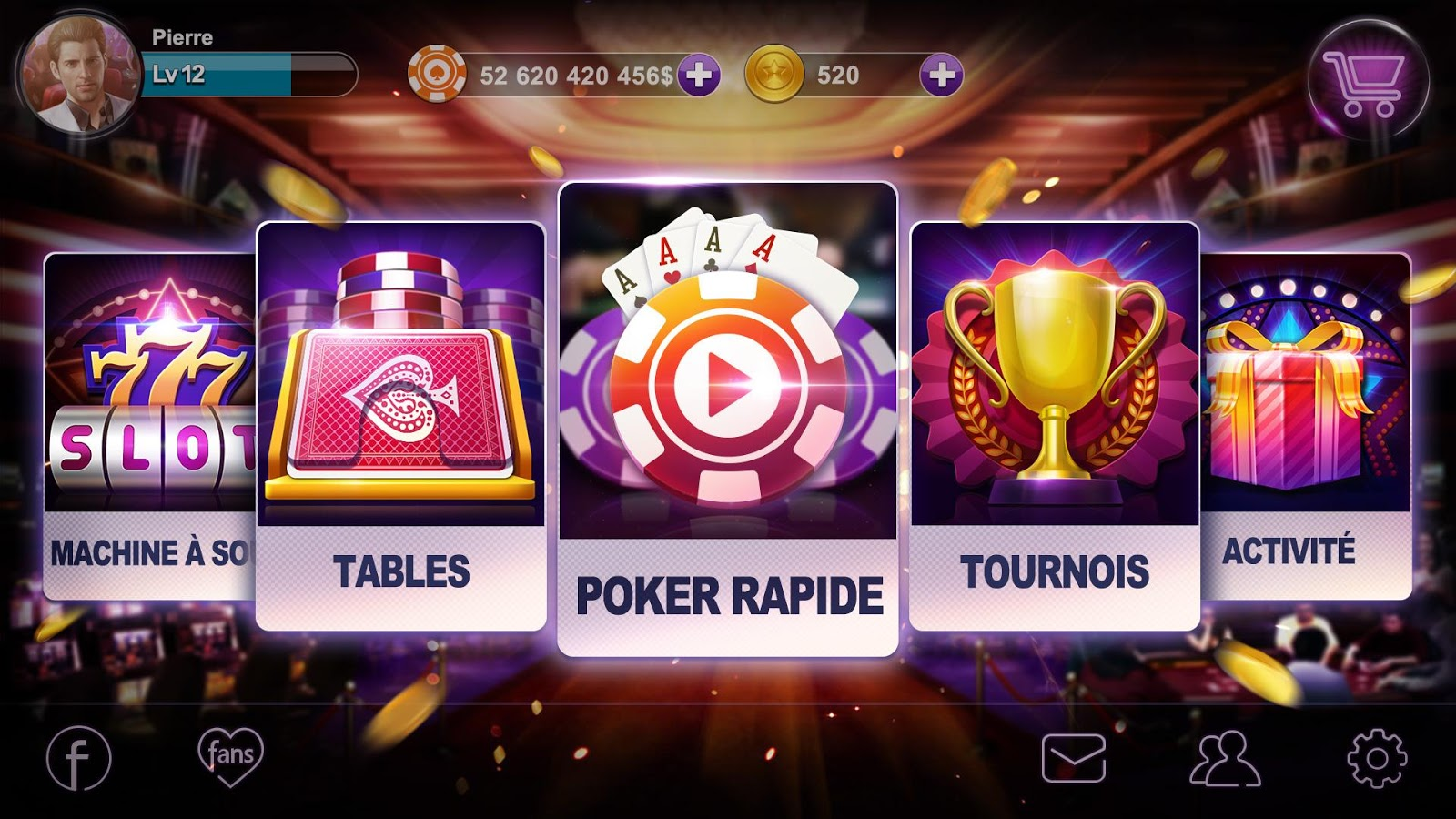 Poker France Screenshot 0