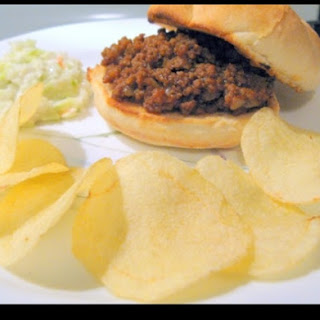 Homemade Sloppy Joes Better Than Manwich
