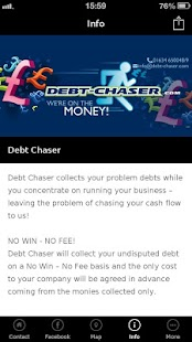 Debt Chaser - screenshot