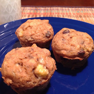 Vegan Banana Nut Mini Muffins