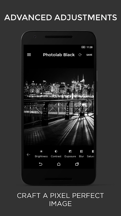 Photo Editor - Black and white Screenshot 3