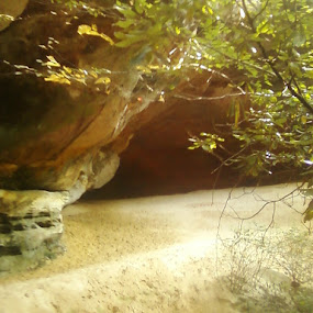 amazing formation by Danielle Michelle Lamb - Landscapes Caves & Formations