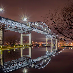 Blatnick bridge night tree.jpg