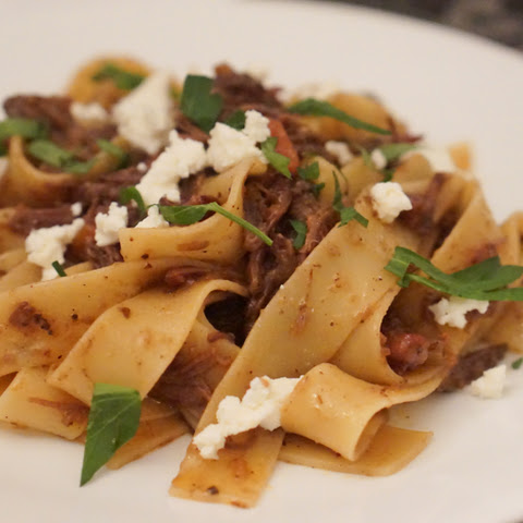 Port Braised Short Rib Pappardelle