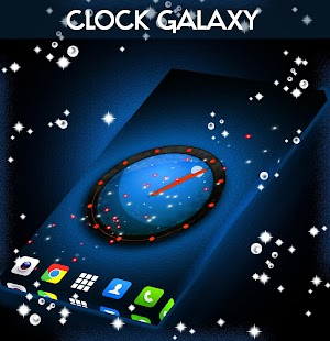 Clock for Galaxy Note - screenshot