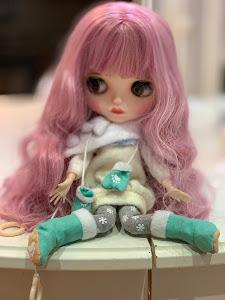 """Кукла волшебная """"Мастерская Алисы"""" Малышка-Снежинка"""