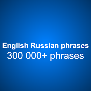 English Russian offline phrases free APK