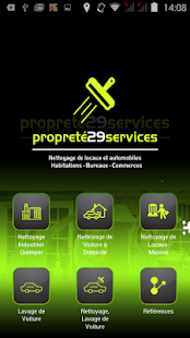 Propreté29 Services - screenshot