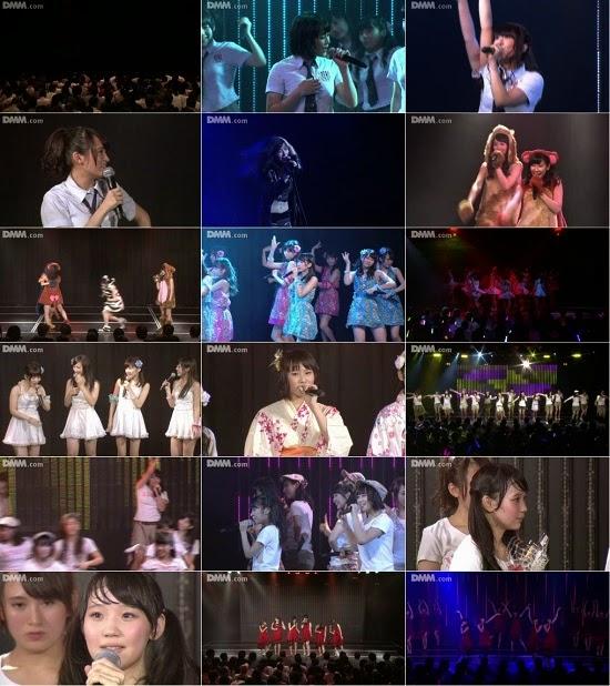 """(LIVE)(公演) NMB48 研究生 """"青春ガールズ"""" 大段舞依の生誕祭 & 千秋楽 141005"""