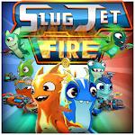 Terra de Slug Super fuego Jet