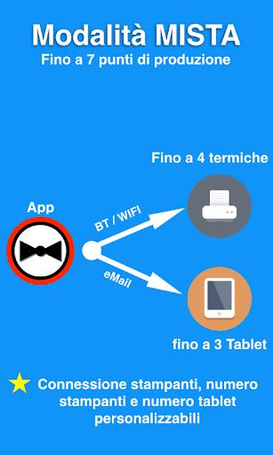 App Comande Ristorante (Pro) - screenshot