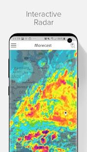 Weather Forecast, Radar & Widget - Morecast for pc