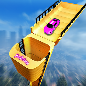 Mega Ramp San Andreas - Stunts For PC (Windows & MAC)