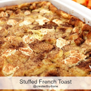 Baked Stuffed French Toast With Cream Cheese Recipes