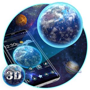 3D Earth Launcher For PC / Windows 7/8/10 / Mac – Free Download