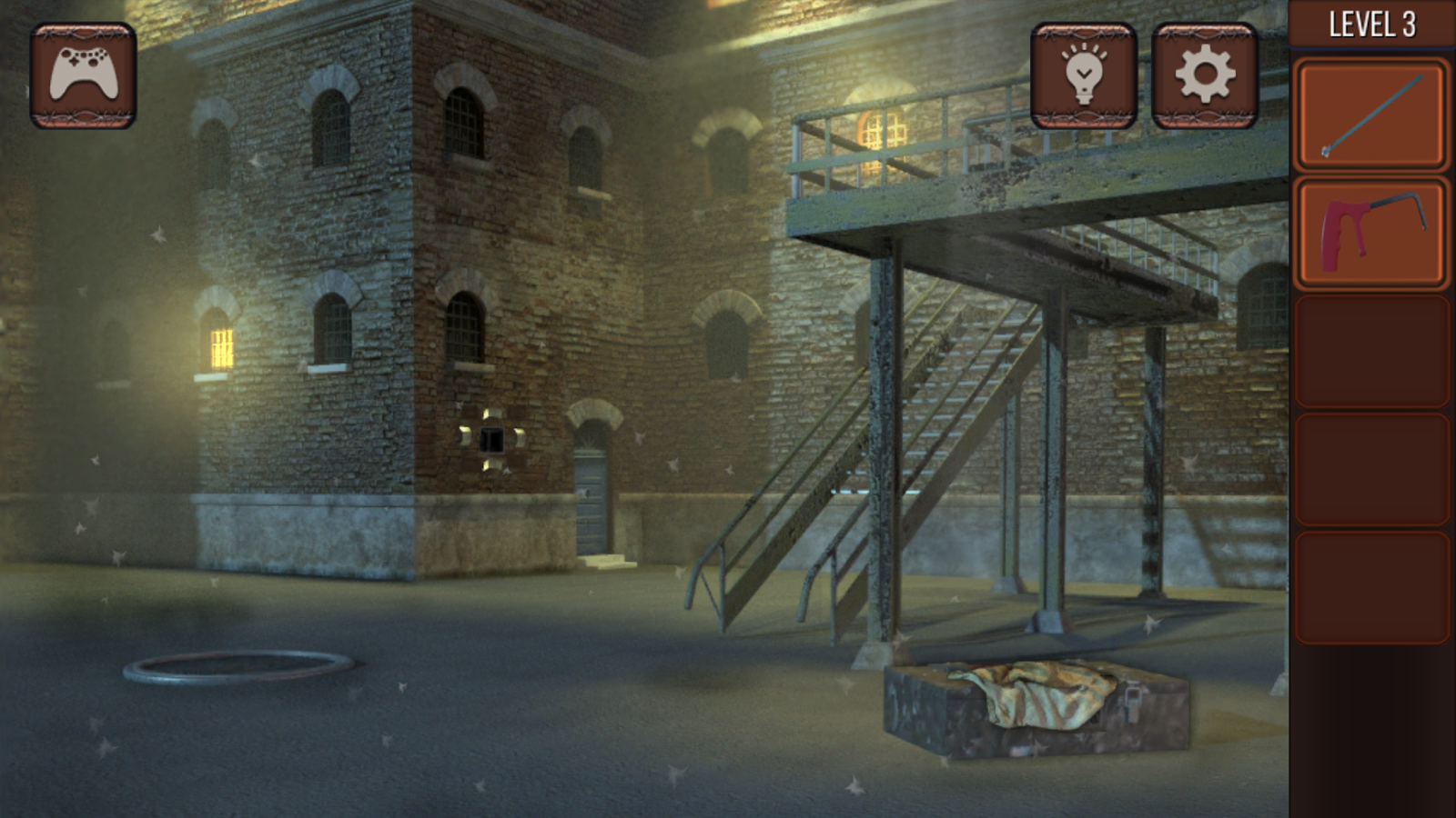Alcatraz Escape Screenshot 0