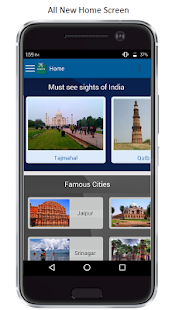 Explore-India - screenshot