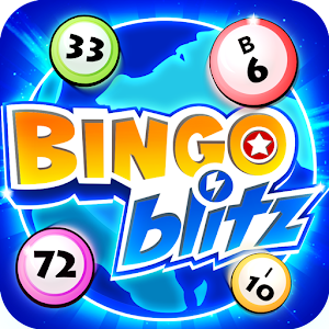 BINGO & SLOTS with Friends! Free coins, Great Features and Wild Bonuses! APK Icon