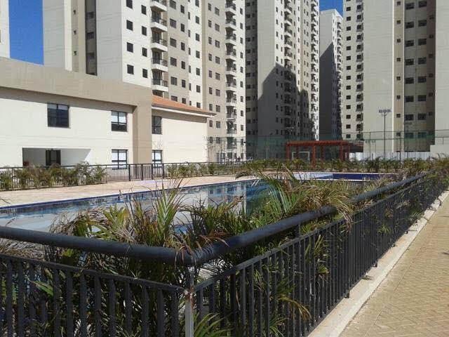 Apto 2 dormitórios 1 vaga no Jd Belval Barueri Cond. Viva Mais - Lazer completo