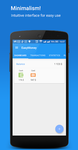 MyBudget. Expense manager - screenshot