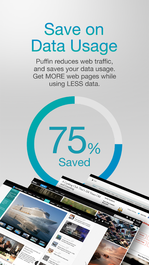 Puffin Browser Pro Screenshot 3