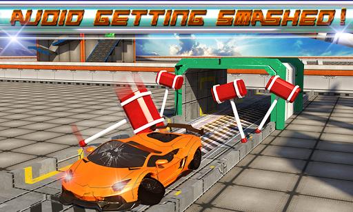 Extreme Car Stunts 3D screenshot 1