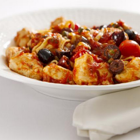 Crock Pot Italian Style Chicken With Tomatoes